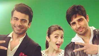 Siddharth Malhotra, Alia Bhatt, Fawad Khan to start promotions for 'Kapoor & Sons'