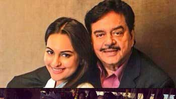 Sonakshi Sinha turned drummer on father Shatrughan Sinha's birthday in Kerala