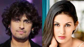 Sonu Nigam, Amyra Dastur to feature together in T-Series music video