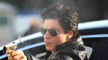 SRK feels action scenes are difficult to pull off with conviction at his age