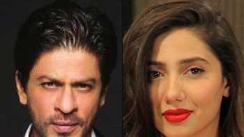 SRK feels he will look good with his 'Raees' co-star Mahira Khan onscreen