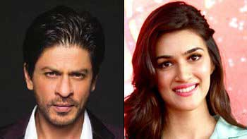 SRK Is A Cool Producer States Kriti Sanon