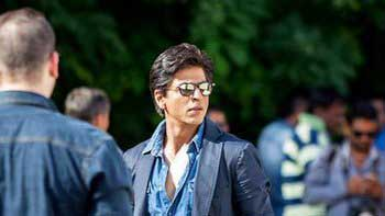 SRK Performs 'Cool Car Stunts' For 'Dilwale'!
