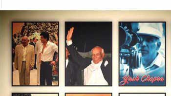SRK Remembers His All Time Favourite Director - Yash Chopra