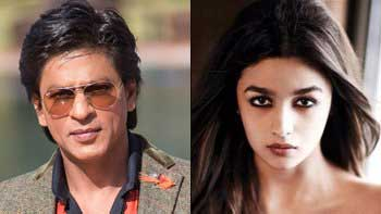 SRK to Star Opposite Alia Bhatt in an Upcoming Gauri Shinde's Directorial