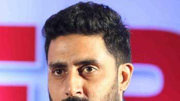 Stranded in Chennai, Abhishek Bachchan returns to Mumbai