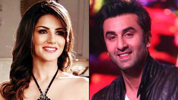 Sunny Leone all set to seduce Ranbir Kapoor!