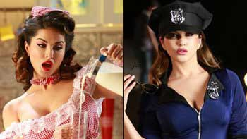 Sunny Leone to turn maid, gym trainer and police woman in a single in 'Mastizaade'
