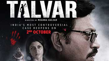 'Talvar' First Wednesday Box-office Collections