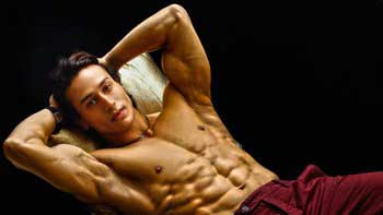 Tiger Shroff Follows A Strict Diet & Workout Regime For His Next