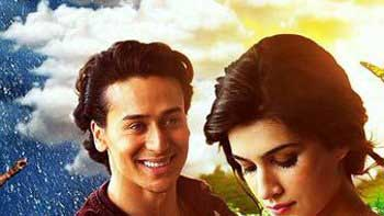 Tiger Shroff & Kriti Sanon To Be Seen Romancing In A Music Video!