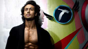 Tiger Shroff Resumes Shooting For 'The Flying Jat'