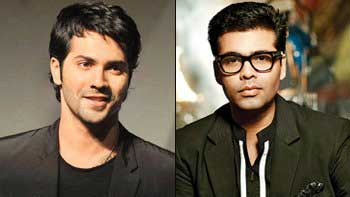 Varun Dedicates 'The Happy B'day Song' From ABCD 2 To Karan Johar On His 43rd Birthday