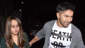 Varun Dhawan's Dinner Date With Someone Special!
