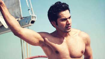 Varun Dhawan To Have A Lean Physique For 'Shuddhi'
