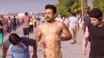 Vir Das goes completely naked in 'Mastizaade' promo