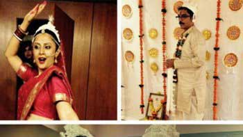 Vrajesh Hirjee gets married