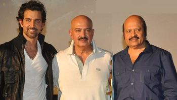 Hrithik along with father and uncle to give tribute to his late grandfather 'Roshan'!