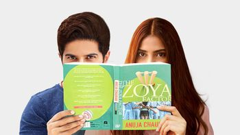 Sonam Kapoor and Dulquer Salman's film Zoya Factor to release on 05th April 2019!
