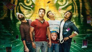 Team Fukrey Returns rolls out a brand new poster!