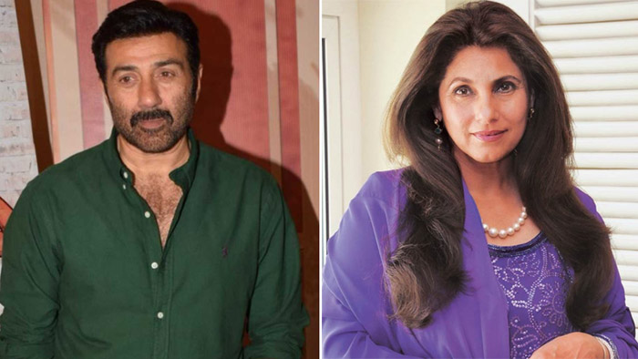 Actors Sunny Deol and Dimple Kapadia to share screen after 25 long years?