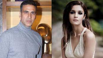 Akshay Kumar & Alia Bhatt May Star In Sriram Raghavan's Next!