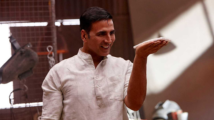 Akshay's Pad Man earns Rs. 10.26 crores on its opening day!