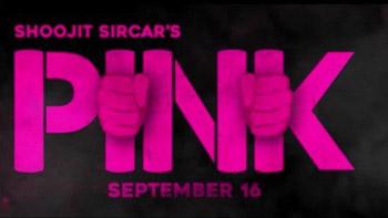 Amitabh Bachchan launches the logo of Shoojit Sircar's film Pink