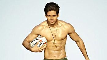 Bhagyashree's son Abhimanyu Dassani all set to debut in Bollywood