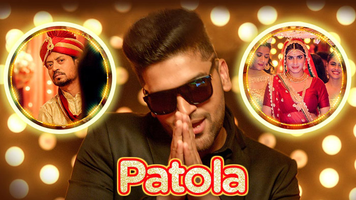 Blackmail brings second song 'Patola' and it is crooned by none other than Guru Randhawa!