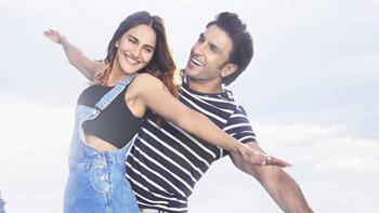 Check out new still from Ranveer Singh, Vaani Kapoor starrer Befikre!