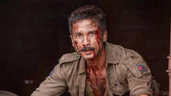 Check out Shahid Kapoor's intense look in new still from Rangoon