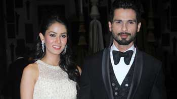 Check out Shahid Kapoor shares a foggy picture of wife Mira