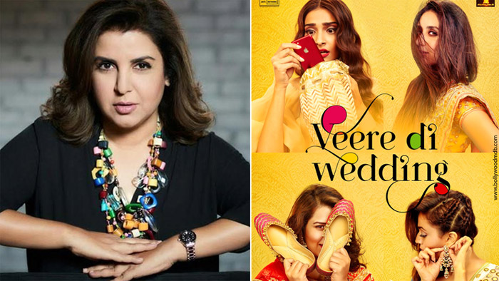 Excitement Alert: Farah Khan to shoot a special promotional song for Veere Di Wedding!