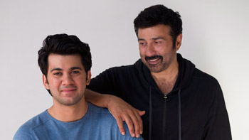 First Day Shoot: Sunny Deol Launches Son Karan With Pal Pal Dil Ke Paas!
