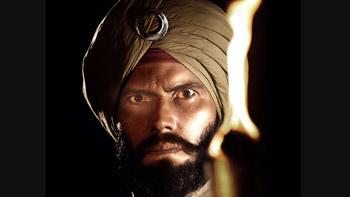 First Look Out: Randeep Hooda From Battle Of Saragirhi