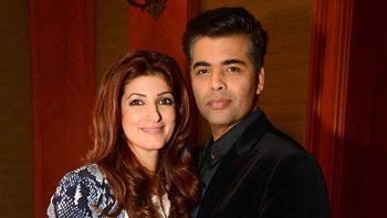 Here's why witty Twinkle suggests Karan Johar to make My Name Is Khanna!