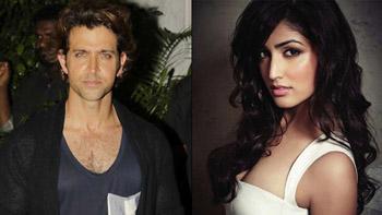 Hrithik Roshan, Yami Gautam shoot Tango for Kaabil