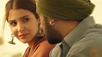 Incredibly beautiful trailer of Phillauri has been unveiled Ft. Anushka Sharma- Diljit Dosanjh!