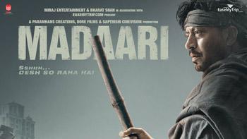 Irrfan Khan starrer Madaari to hit the screens on July 22
