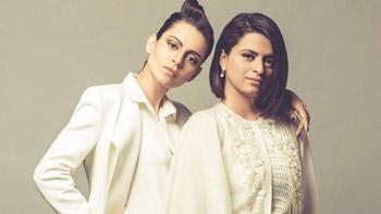 Kangana Ranaut reveals why sister Rangoli manages her finances
