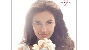 Lisa Ray to launch her fragrance Lisa Ray Jasmine of India