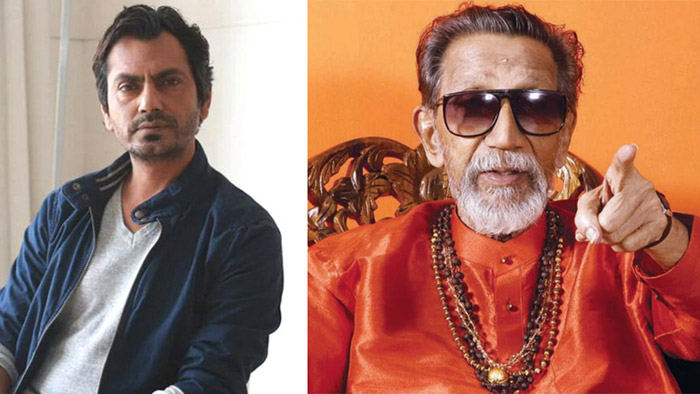 Nawazuddin Siddiqui to play Bal Thackeray in the late politician's biopic?
