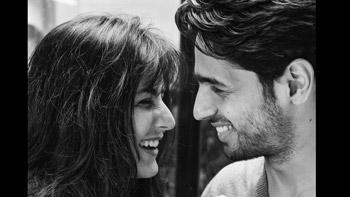 New Love Stills: Love is in the air for Baar Baar Dekho stars!