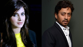 Pakistani actress Saba Qamar all set to debut in Bollywood with Irrfan Khan