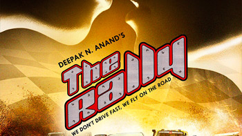 Poster Alert: Deepak K Anand's Thriller-Action Movie The Rally!