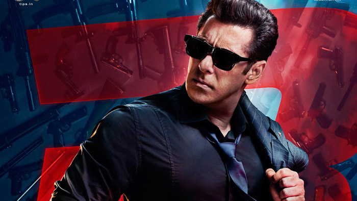 Poster Alert: Say hello to Sikander aka Salman Khan from Race 3!