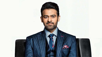Prabhas named as one of the most desirable men in India