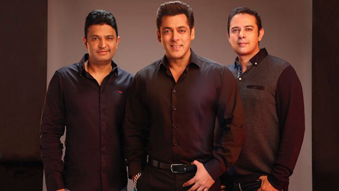 Producers Bhushan Kumar and Atul Agnihotri officially announce Salman Khan starrer 'Bharat' on the actor's 52nd birthday!