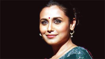 Rani Mukerji wants to do either Mardaani 2 or a romantic film!